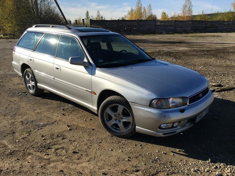 Subaru Legacy II, 1998m.