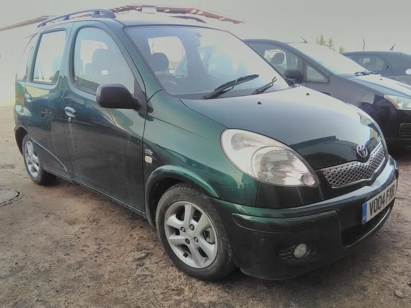 Toyota Yaris Verso, 2005m.