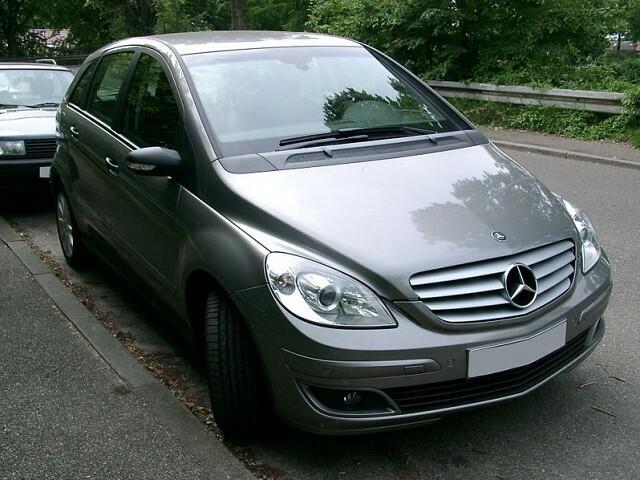 Mercedes-Benz B 150 W245, 2006m.