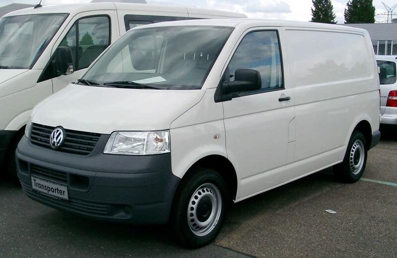 Volkswagen Transporter T1, 2003m.