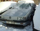 volkswagen passat b3 keletas pasatu! 1992