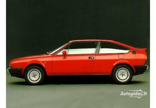 Alfa-Romeo Sprint 1987-1988