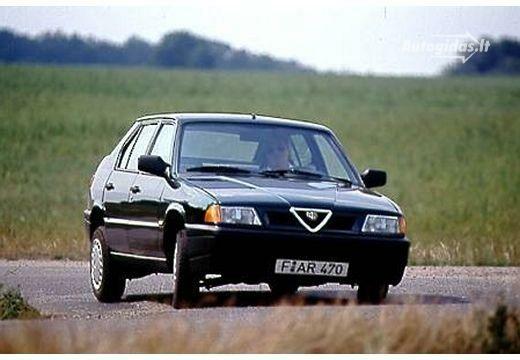 Alfa-Romeo 33 1991-1992