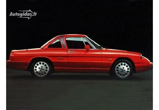 Alfa-Romeo Spider 1991-1992
