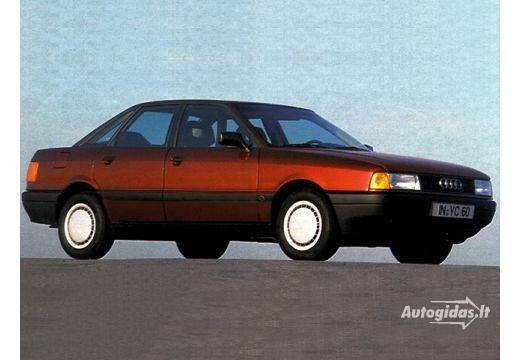 Audi 80 1986-1987