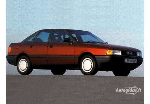 Audi 80 1990-1991