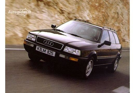 Audi 80 1992-1996