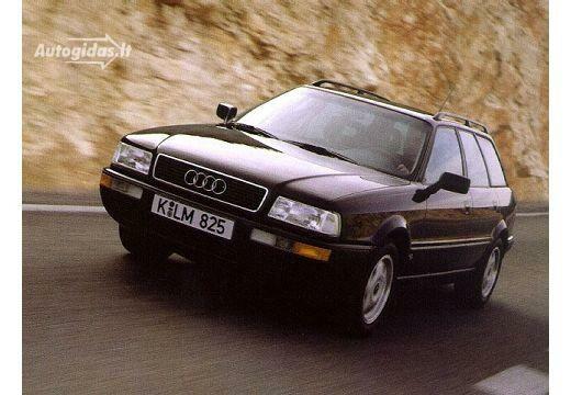 Audi 80 1993-1995