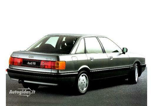 Audi 90 1989-1990