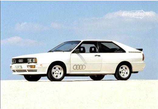 Audi 80 1981-1988