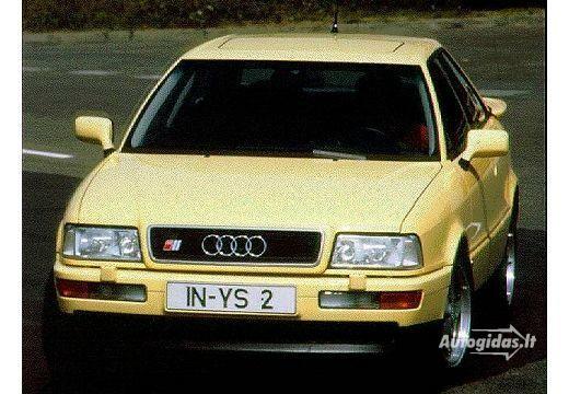 Audi 80 1989-1990