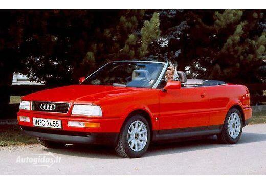 Audi 80 1991-1993