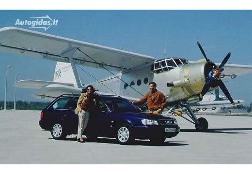 Audi A6 1994-1996