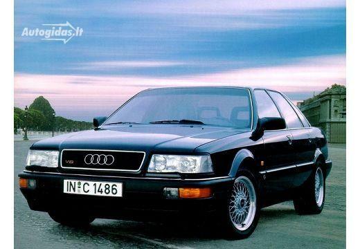 Audi V8 1990-1991