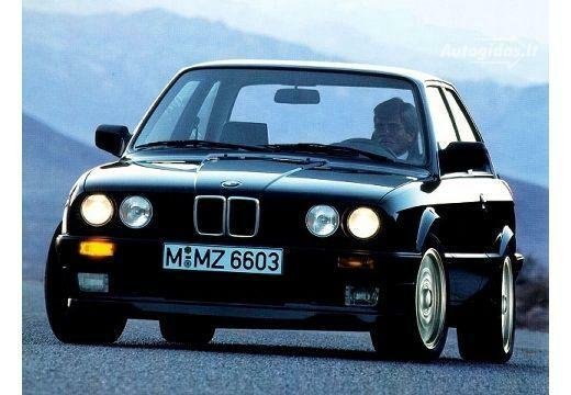BMW 323 1983-1985