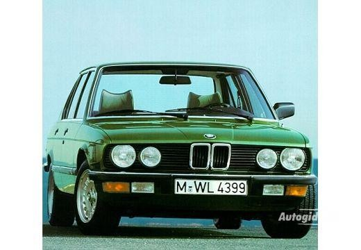 BMW 528 1981-1988