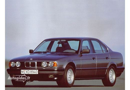 BMW 530 1988-1990