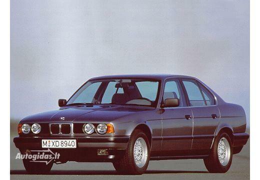 BMW 524 1988-1991