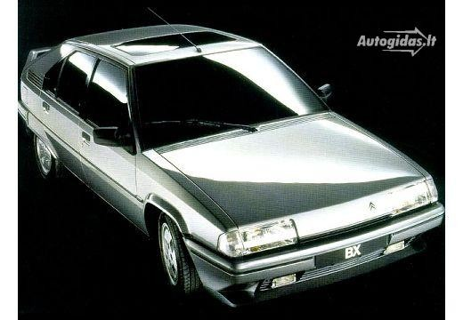 Citroen BX 1991-1991