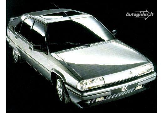 Citroen BX 1989-1991