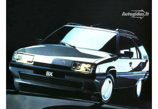 Citroen BX 1992-1993