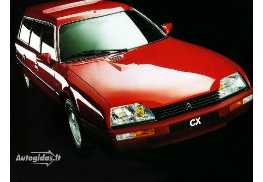 Citroen CX 1985-1987
