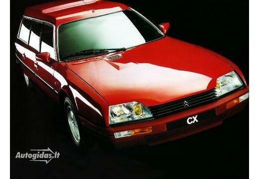 Citroen CX 1987-1989