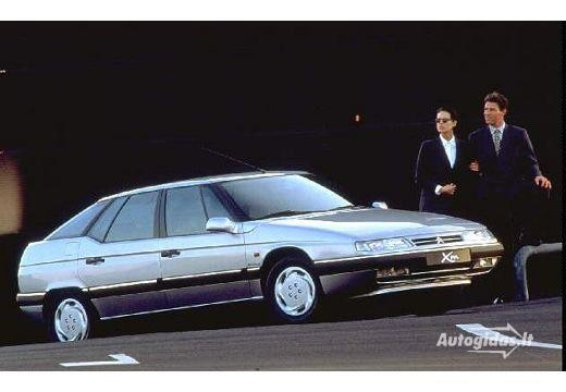 Citroen XM 1991-1993