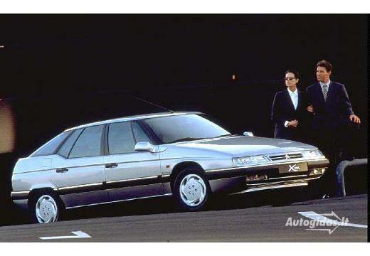 Citroen XM 1991-1992