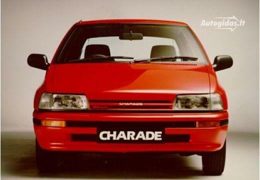Daihatsu Charade 1988-1990