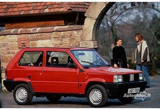 Fiat Panda 1991-1992