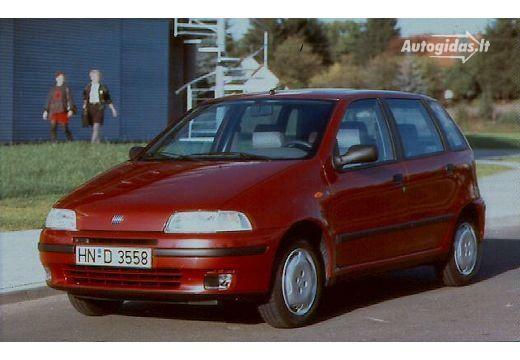 Fiat Punto 1993-1996