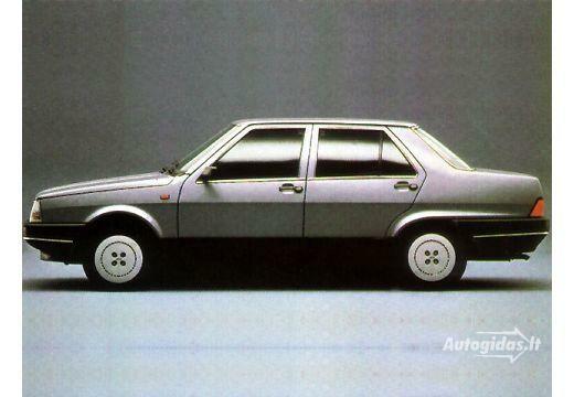 Fiat Regata 1984-1990