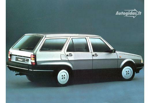 Fiat Regata 1985-1990