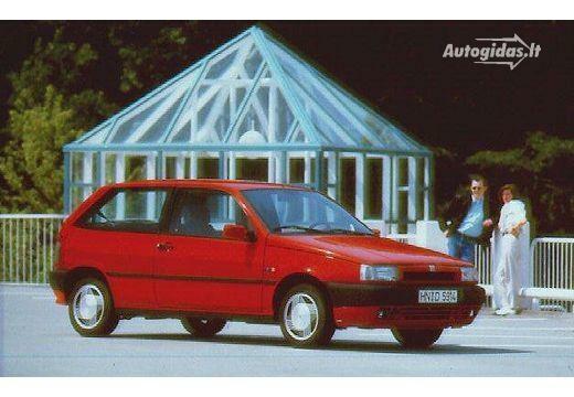 Fiat Tipo 1991-1992