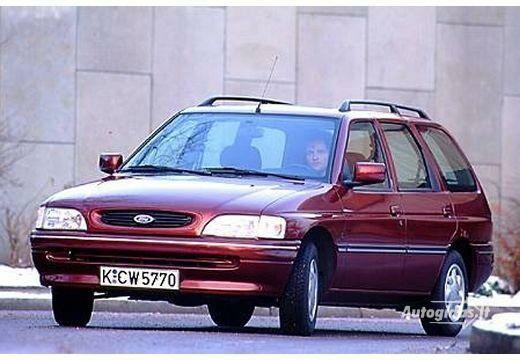 Ford Escort 1991-1992