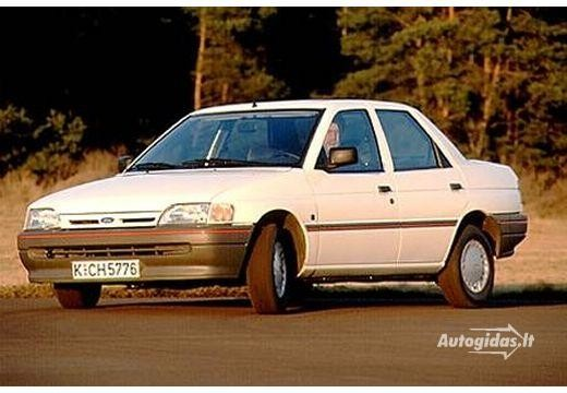 Ford Orion 1991-1992
