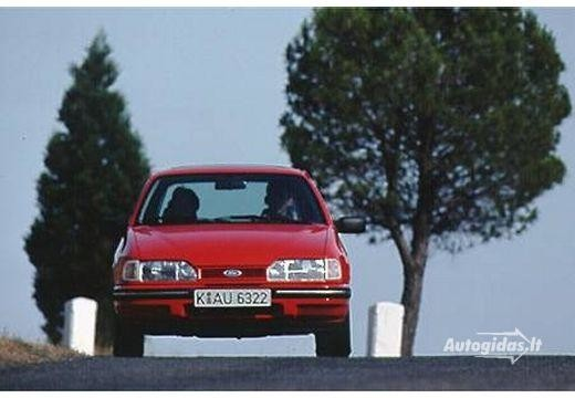 Ford Sierra 1986-1987