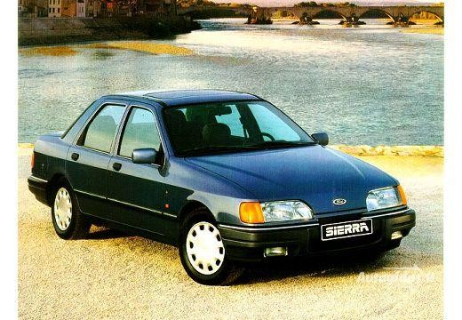 Ford Sierra 1988-1992