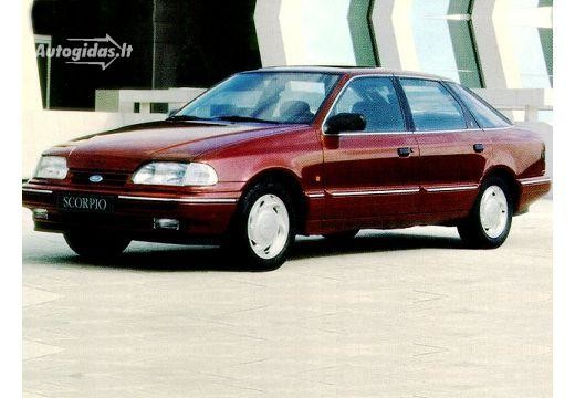 Ford Scorpio 1985-1989