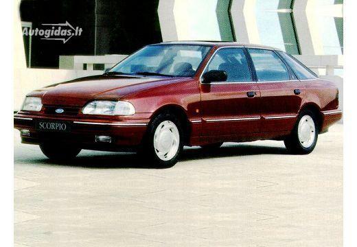 Ford Scorpio 1986-1989