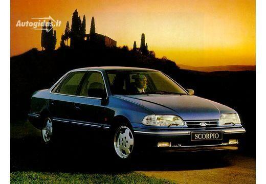 Ford Scorpio 1991-1992