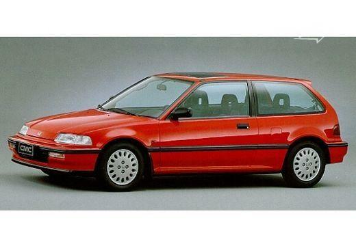 Honda Civic 1990-1991
