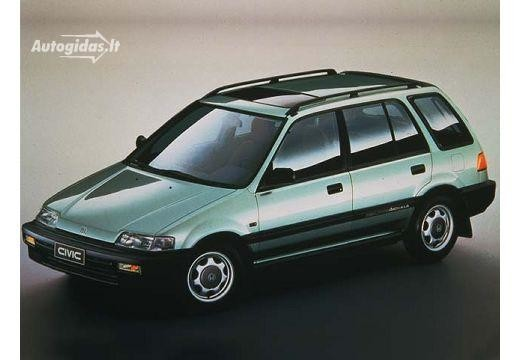 Honda Civic 1988-1990