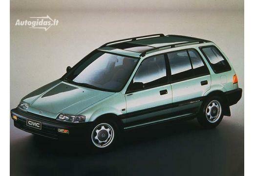 Honda Civic 1990-1992