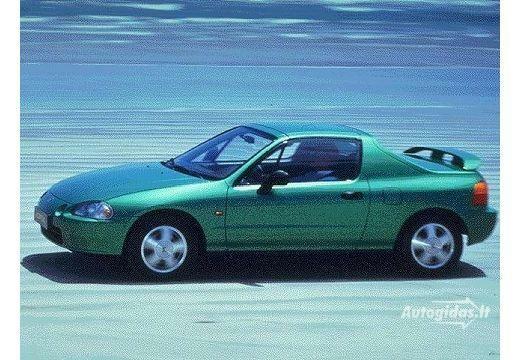 Honda CRX 1992-1998