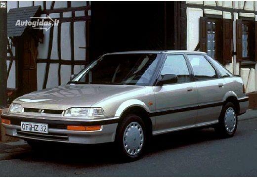 Honda Concerto 1990-1991