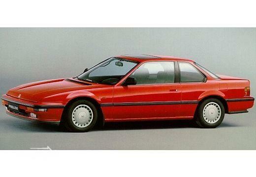Honda Prelude 1990-1992
