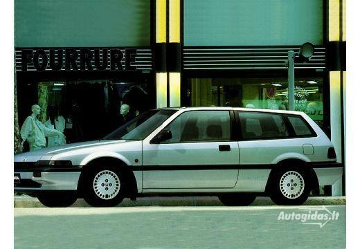 Honda Accord 1985-1989