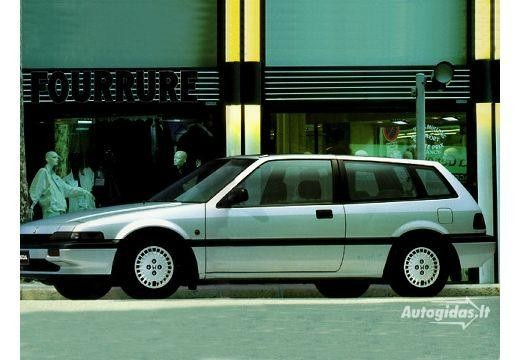 Honda Accord 1985-1989